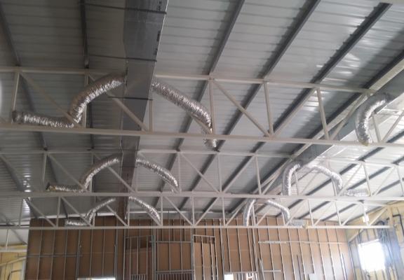 Instalaciones auxiliares para instalaciones industriales con consulting ingeniería